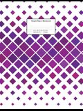 Graph Paper Notebook: Grid Paper Notebook 110 Sheets Large 8.5 x 11 Quad Ruled 5x5