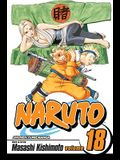Naruto, Vol. 18 [With Stickers]