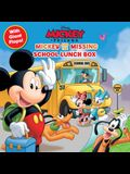 Disney: Mickey and the Missing School Lunch Box