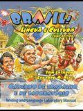 Brasil! Lingua E Cultura: Writing Manual and Language Lab Manual, 3rd Edition