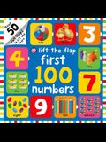 First 100 Numbers Lift-The-Flap: Over 50 Fun Flaps to Lift and Learn