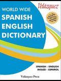 Velazquez World Wide Spanish English Dictionary