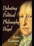Debating the Political Philosophy of Hegel