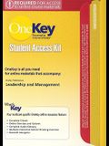 Leadership and Management: OneKey Student Access KI [With Student Access Code]