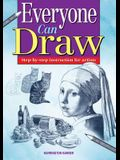 Everyone Can Draw: Step-By-Step Instuctions for Artists