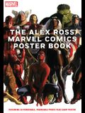 The Alex Ross Marvel Comics Poster Book