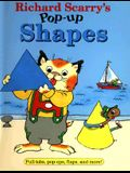 Richard Scarry's Pop-Up Shapes