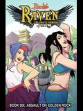 Princeless: Raven the Pirate Princess Book 6: Assault on Golden Rock