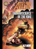 Chuck Dixon's Avalon #3: The Conscience of the King