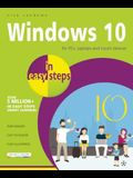 Windows 10 in Easy Steps: For PCs, Laptops and Touch Devices