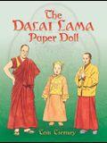The Dalai Lama Paper Doll