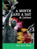 A Month and a Day & Letters