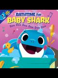 Bathtime for Baby Shark (Together Time Books)