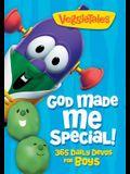 God Made Me Special!: 365 Daily Devos for Boys (Veggietales)
