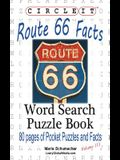 Circle It, U.S. Route 66 Facts, Word Search, Puzzle Book