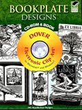 Bookplate Designs [With CDROM]