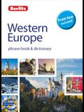 Berlitz Phrase Book & Dictionary Western Europe(bilingual Dictionary)