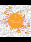Sweet Treats: Giant Coloring Poster