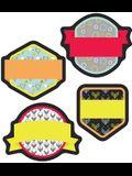 Aim High Badges Mini Cut-Outs