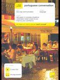 Teach Yourself Portuguese Conversation (3CDs+ Guide) (Teach Yourself Conversation)