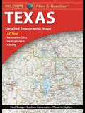 Delorme Texas Atlas & Gazetteer