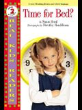 Time For Bed ? (Real Kids Readers. Level 2) (Real Kid Readers: Level 2)