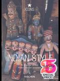 Indian Style: Landscapes, Houses, Interiors, Details