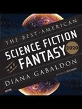 The Best American Science Fiction and Fantasy 2020 Lib/E