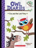 Eva and the Lost Pony: Branches Book (Owl Diaries #8), 8