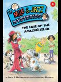 The Case of the Amazing Zelda (Book 4)