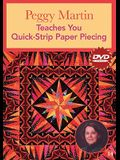 DVD Peggy Martin Teaches You Quick-Strip: At Home with the Experts #14