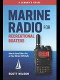 Marine Radio For Recreational Boaters: How to Sound Like a Pro on Your Marine VHF Radio