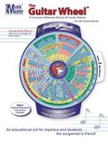 The Guitar Wheel: A 2 Ounce Reference Library of Music Theory for All Instruments
