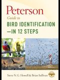 Peterson Guide to Bird Identification--In 12 Steps
