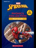 Spider-Man Phonics Collection: Short Vowels (Disney Learning Bind-Up)