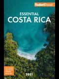 Fodor's Essential Costa Rica 2021