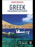 Insight Guides Phrasebook: Greek