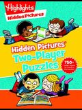 Hidden Pictures Two-Player Puzzles