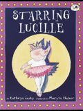 Starring Lucille (Lucille the Pig)