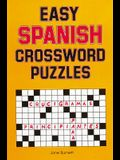 Easy Spanish Crossword Puzzles