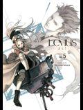 Levius/Est, Vol. 5, Volume 5