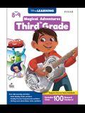 Disney/Pixar Magical Adventures in Third Grade