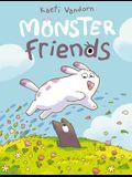Monster Friends: (A Graphic Novel)