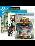 Black Lagoon Adventures Set 4 (Set)