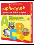 Alphatales Interactive E-Storybooks: 26 E-Books with Engaging Interactive Whiteboard Activities for Systematic Alphabet Instruction