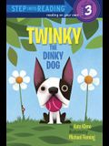 Twinky the Dinky Dog (Step into Reading)