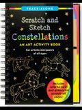 Scratch & Sketch Constellations (Trace-Along) [With Wooden Stylus]