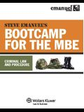 MBE Bootcamp: Criminal Law & Procedure