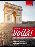 Voilà (3rd Edition) a French Course for Adult Beginners: Coursebook