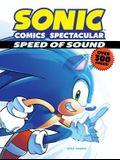 Sonic Comics Spectacular: Speed of Sound (Sonic Comic Spectaculars)